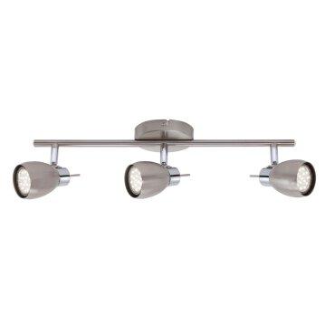 Briloner LED Deckenleuchte 3-flammig TWO