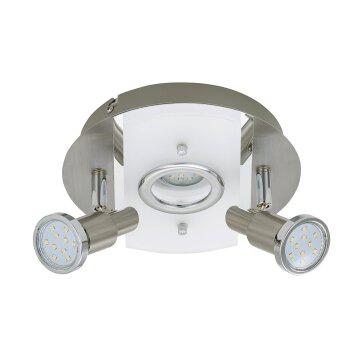 Briloner 3595-032 - LED Spotlight RIPOSO 1xLED/5W/230V +...
