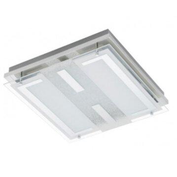 Briloner LED Deckenleuchte 1-flammig YIN , 32 x 32 cm...