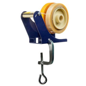 Klebeband-Tischabroller B 3-TC Metall Rollenbreiten: bis 50 mm / inkl. Schraubklemme
