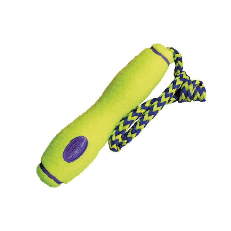 KONG Air Fetch Stick mit Seil Größe Mittel