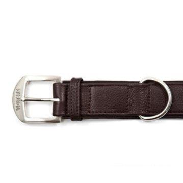 Wolters Halsband Terravita flach kastanie Länge 50 cm x 30 mm