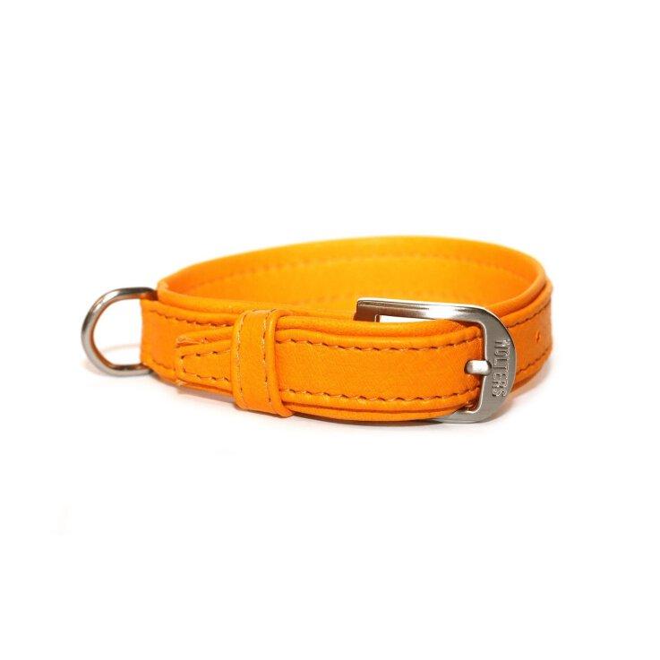 Wolters Halsband Terravita flach Mango Größe 45 cm x 30 mm