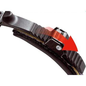 Ferplast Hundegeschirr Ergocomfort Linear, mit Polsterung Gr. XS 37-45cm