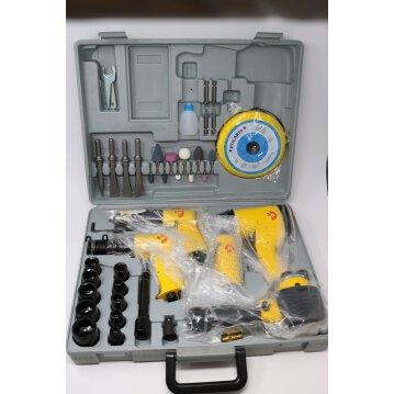 42 Teiliges Druckluft-Werkzeugset