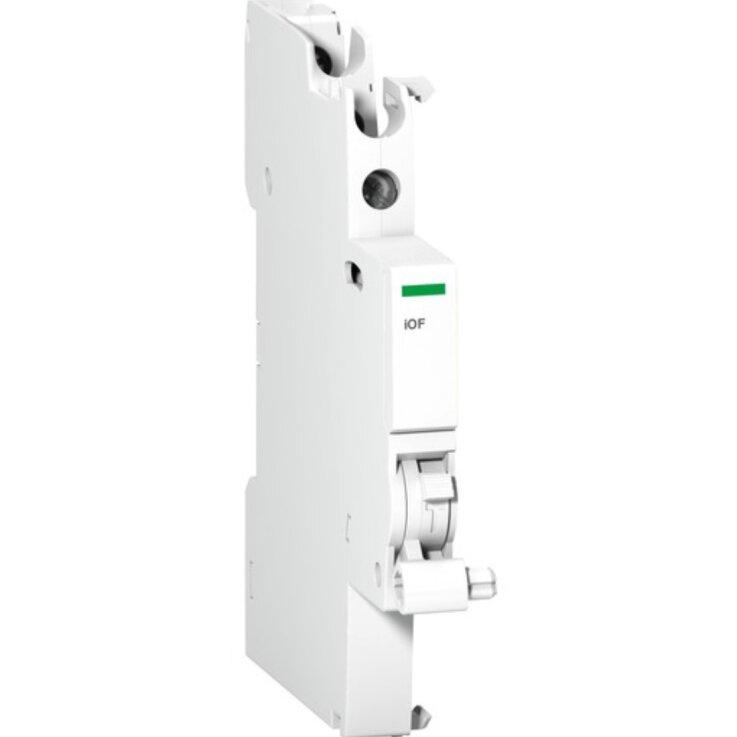 Hilfsschalter iOF für iC60 1 Wechsler Anschlussklemmen oben