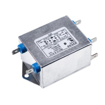 EPCOS Entstörfilter Serie B84112B, 250 V ac / 50 ? 60Hz, 10A, Gehäusemontage, Schraub