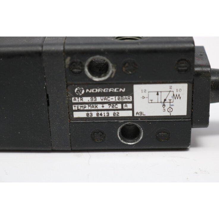 Norgren, 3/2 Pneumatik-Steuerventil, G1/4, 03 Serie