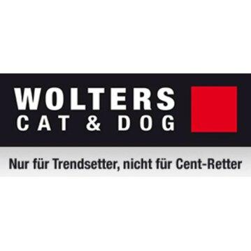Wolters Schlupfhalsband K2 schwarz 55cm x 13mm