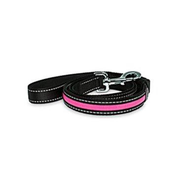 Karlie Flamingo oLED Leine mit USB Ladegerät Pink