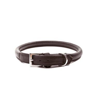 Wolters Halsband Terravita rund/Kastanie/ 55 cm