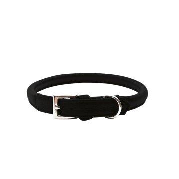Wolters Halsband Terravita rund/Schwarz/ 55 cm