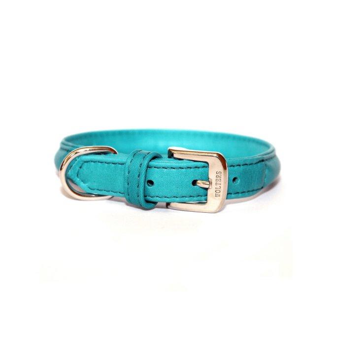 Wolters Halsband Terravita rund/Petrol/ 45 cm