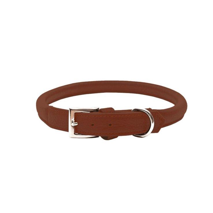 Wolters Halsband Terravita rund/Kokosnuss/ 35 cm