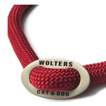 Wolters Schlupfhalsband K2 Rot-50 cm x 13 mm