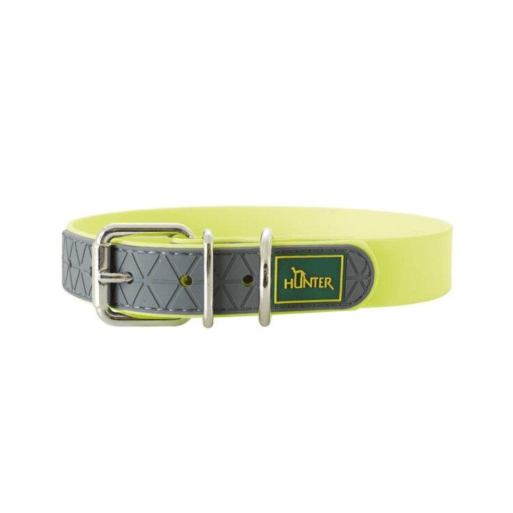 Hunter Halsband Convenience Neongelb 45 cm