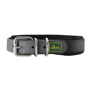 Hunter Halsband Convenience 60 cm schwarz 45 - 55 cm / 25 mm