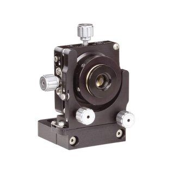 "NEWPORT 5-Achsen Linsen Positionierer  Typ LP-05A 1/2 """