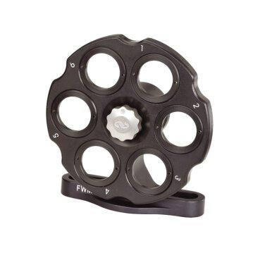 NEWPORT FWM1X6 Optisches Filterrad, sechs Positionen,...
