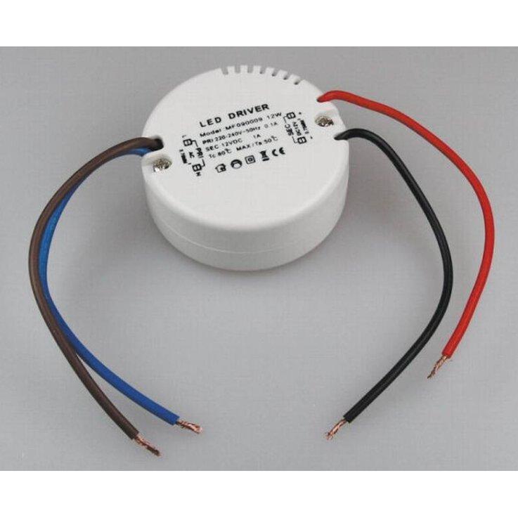 LED DRIVER Modell MF090009 12W