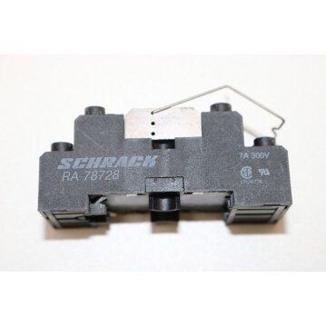 Schrack RA 78728 Sockel