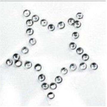 Crystal Tattoo / Body Juwels - Stern