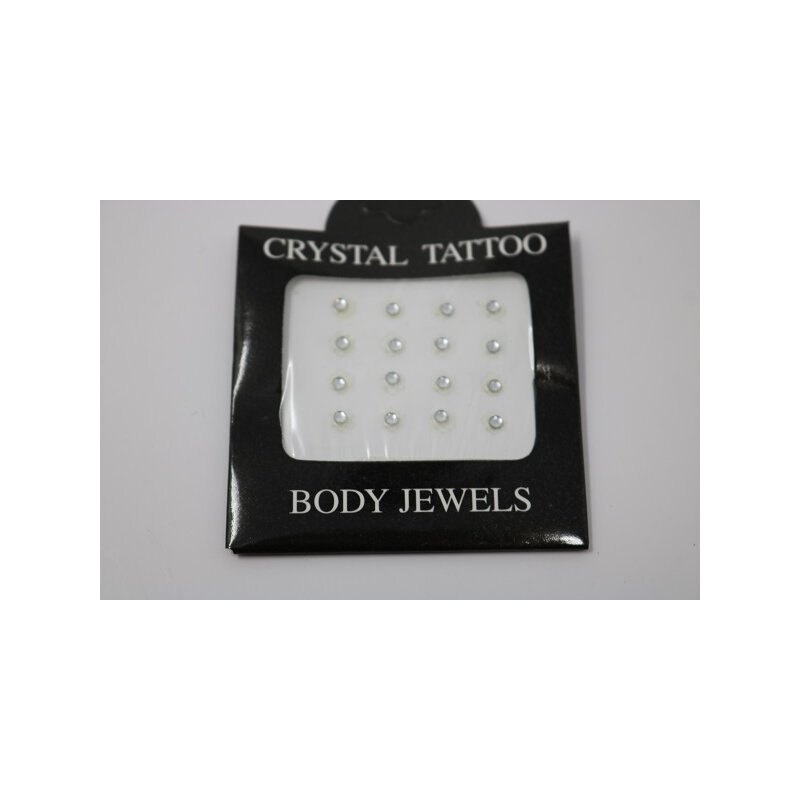Crystal Tattoo / Body Juwels - Individuell