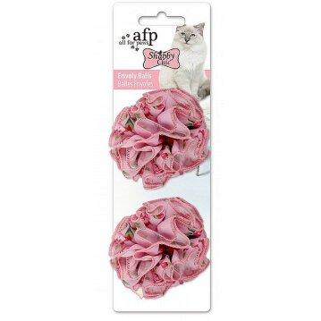 AFP Kitten Ball Rüschen, pink