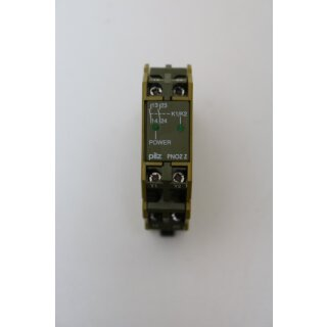 Pilz Sicherheitsrelais PNOZ Z 24V AC/DC 675500