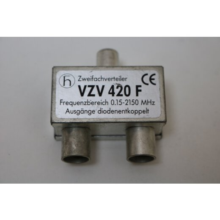 Hirschmann Zweifachverteiler VZV 420F