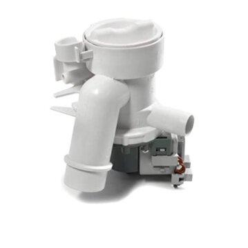 Ablaufpumpe Set Waschmaschine 41019104 41042258 Candy Hoover