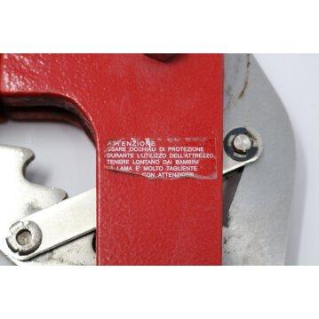 Kunststoffrohr-Schneidezange 0-80 mmØ