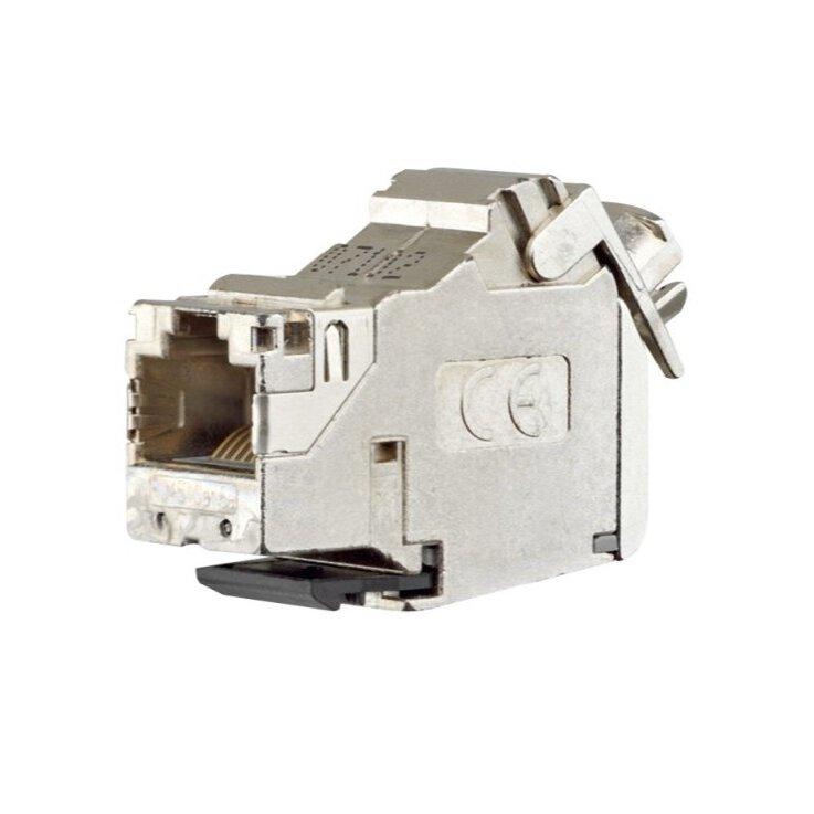 Busch-Jaeger Universalmodul RJ45 Cat. 6A iso geschirmt