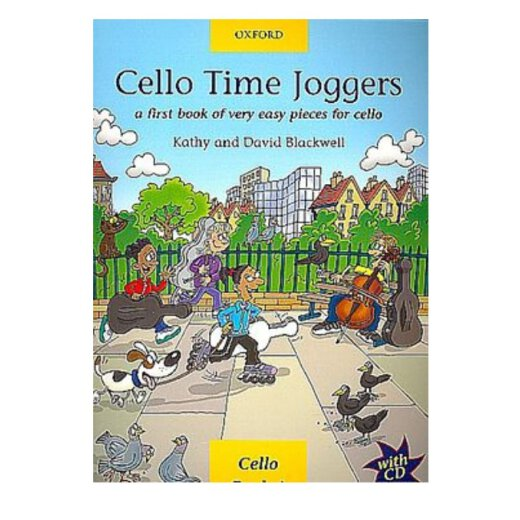 Chello Time Joggers Vol 1 with CD