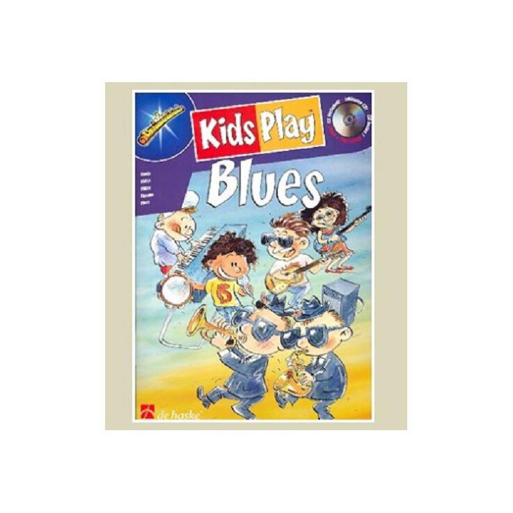 Kids Play Blues incl CD