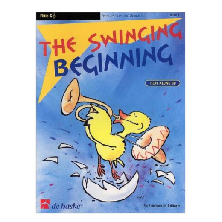 The Swinging Beginning für Flöte in C Grad 1