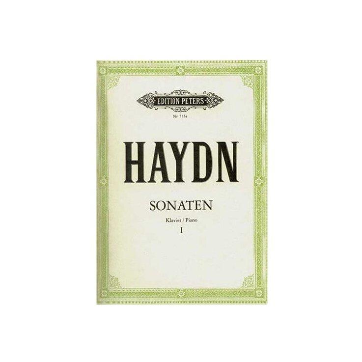 Haydn Sonaten Klavier/Piano 1 Edition Peters Nr.: 713a