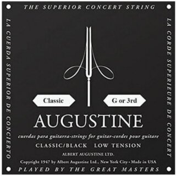 12 Stück Augustine Classic G or 3rd black