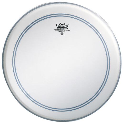 """Remo 18"""" Powerstroke 3 clear P3-1318-C2"""