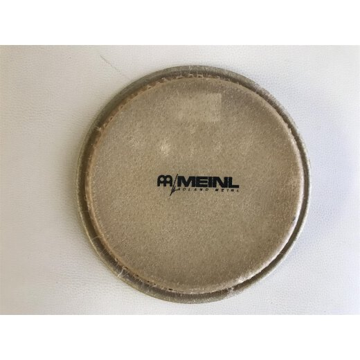 """Meinl Percussion 7 1/2"""" HEAD-02, True skin BongoFell"""