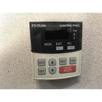 Mitsubishi FR-DU04 Control Panel