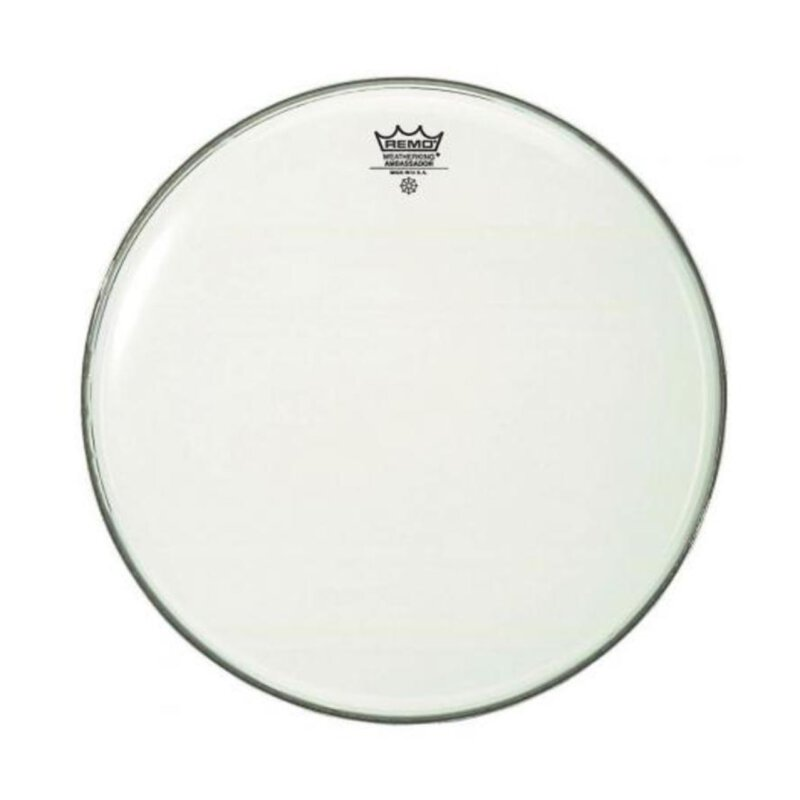 Remo 18 Ambassador Smooth White BA-0218-00