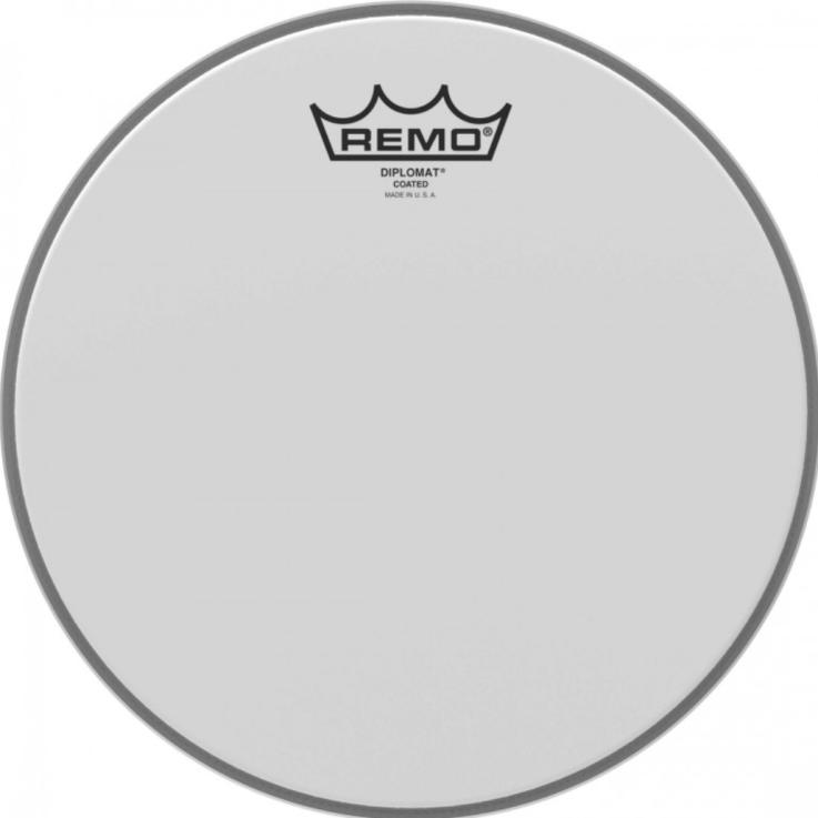 "Remo 18"" Diplomat coated BD-0118-00"