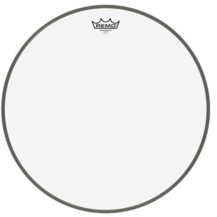 """Remo 18""""Ambassadorr clear  Drum BA-0318-00"""