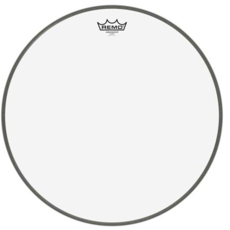 "Remo 18""Ambassadorr clear  Drum BR-1318-00"