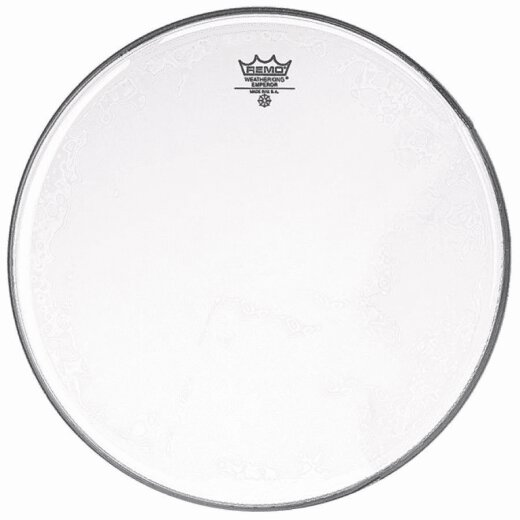 """Remo 18"""" Emperor clear Bass Drum BB-1318-00"""