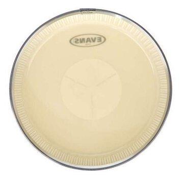 "EVANS 12 1/2"" Congafell Plastik EC1250M"