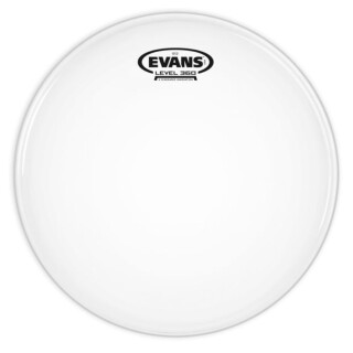 """EVANS 16"""" G Plus Clear Drumfell"""