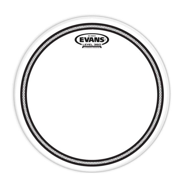 """EVANS 16"""" EC Resonant Clear Drumhead"""