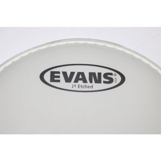 """EVANS 16"""" J1 ETCHED Drumfell"""